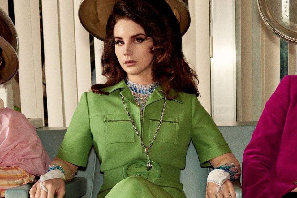 拉娜德芮Lana Del Rey推出新专辑《Norman Fucking Rockwell》!回顾复古女伶的历年时尚造型