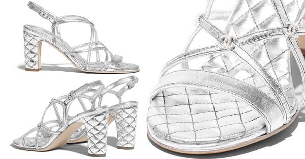再冷还是要「露趾」超有女人味的7大鞋款