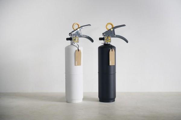 得到设计奖的灭火器 居家安全可以更顺眼