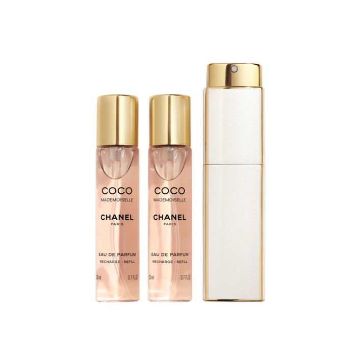 Coco Mademoiselle Eau de Parfum Intense Mini Twist and Spray