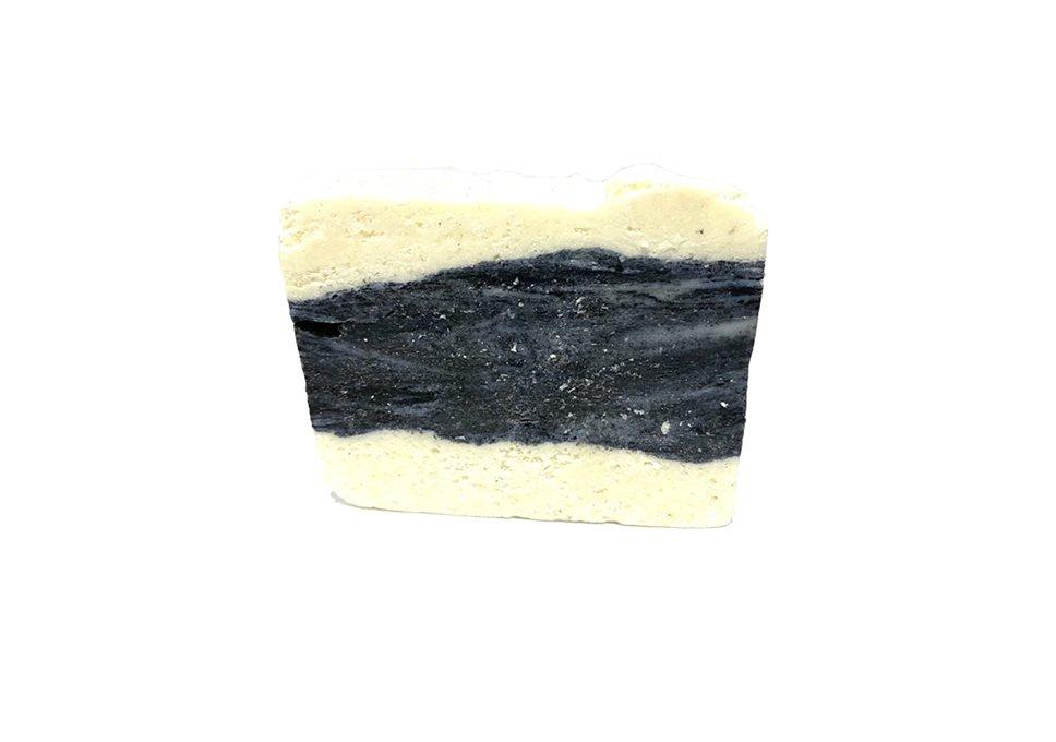 Bangkok Soap Opera 海盐竹炭手工皂 $78/110g