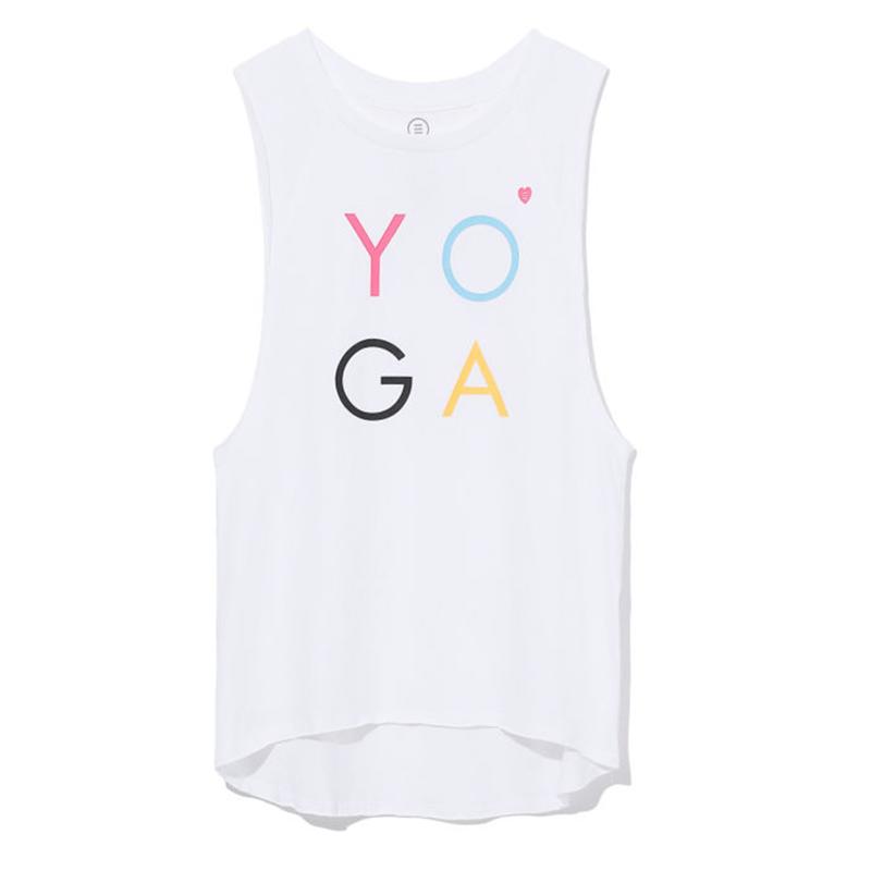 Yoga背心